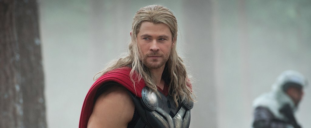 These Sexy Thor Moments Might Make Chris Hemsworth the Hottest Avenger