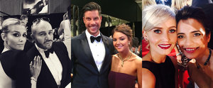 The Personal Pics Our Favourite Celebs Snapped at the Logies
