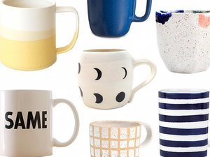 11 Cute Coffee Mugs for Sunday Sipping
