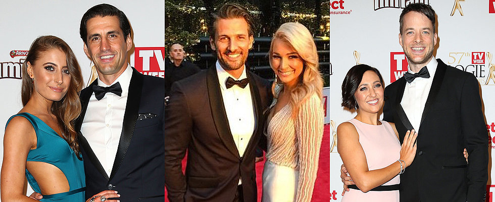 Feeling the Logies Love With These Smitten-Kitten Couples!