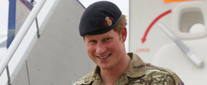 Prince Harry Gushes About the Royal Baby