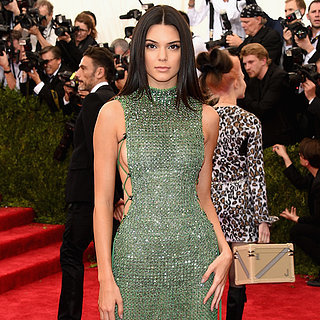 Kendall Jenner's Calvin Klein Dress at Met Gala 2015