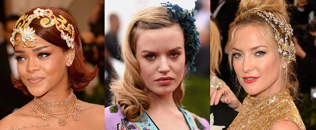 Zoom In on Every Gorgeous Hair Accessory From the Met Gala