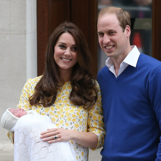 Shop Baby Girl's Clothes in Honour of the Royal Baby