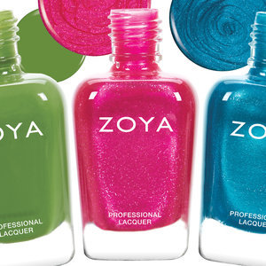 Team Zoe's Vacation Mani-Pedi Combos