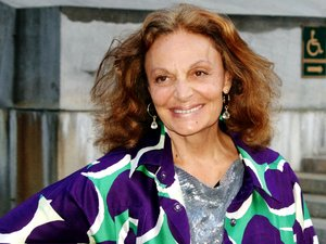 Diane von Furstenberg Shares the Secrets to Her Success