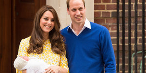 Charlotte Elizabeth Diana Is The New Royal Baby Name!