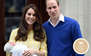 The Royal Baby Gets a Sophisticated Name