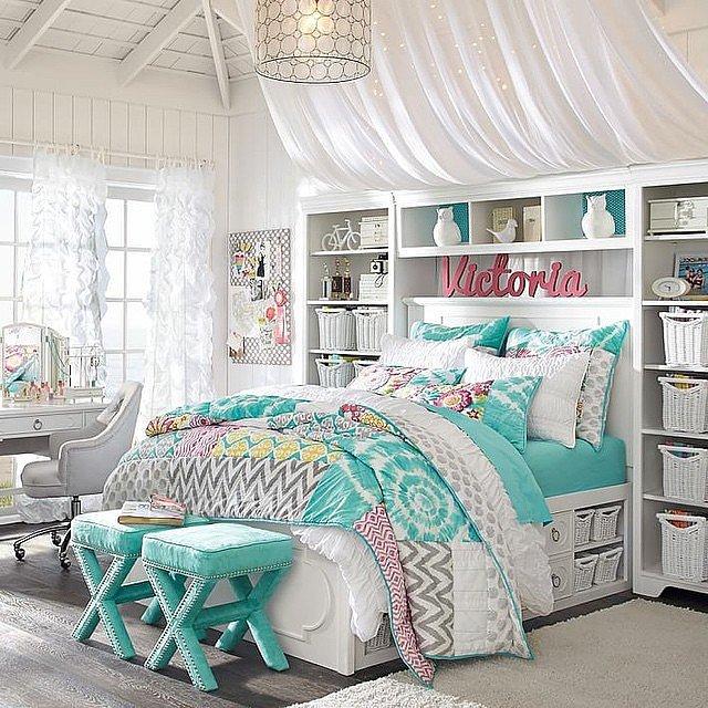 tween girl bedroom inspiration and ideas  popsugar moms