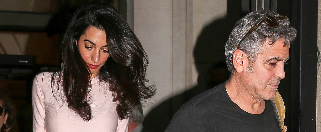 Amal Clooney Makes Time For Her Handsome Husband and Cute Parents