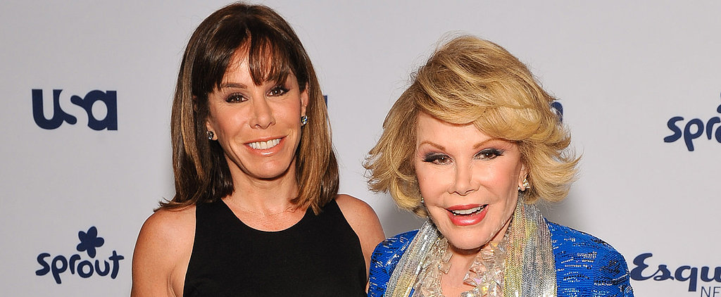 Melissa Rivers Gets Candid About Her Mom Joan's Death