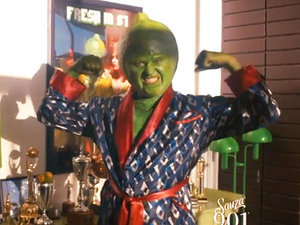 Drop Everything and Watch This Crazy Video of Justin Timberlake Dressed Up as a Lime