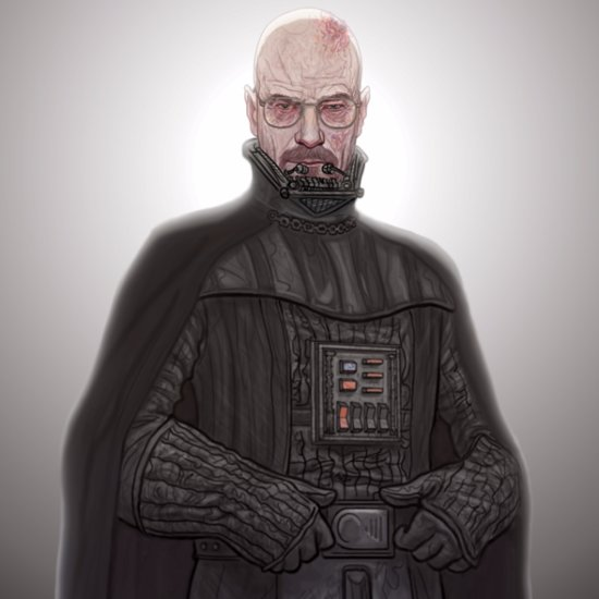 Your Favorite Characters Got an Awesome Star Wars Makeover