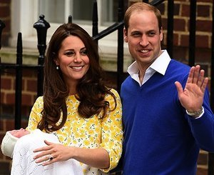 We Finally Know the Royal Baby's Name!