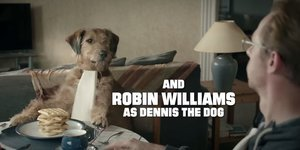 Robin Williams Voices A Dog In 'Absolutely Anything,' One Of His Final Films