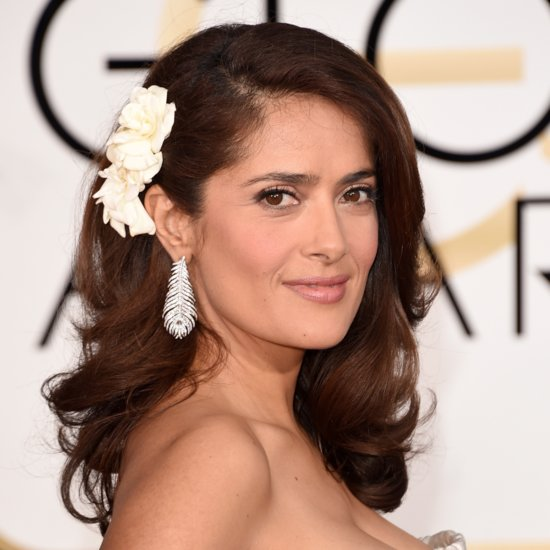 Salma Hayek Beauty Interview