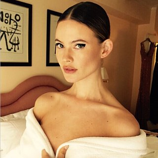 Celebrity Instagrams of Getting Ready For the Met Gala