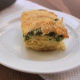 250-Calorie Quinoa Egg Bake