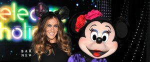 Has Sarah Jessica Parker Been Disneybounding All Along?