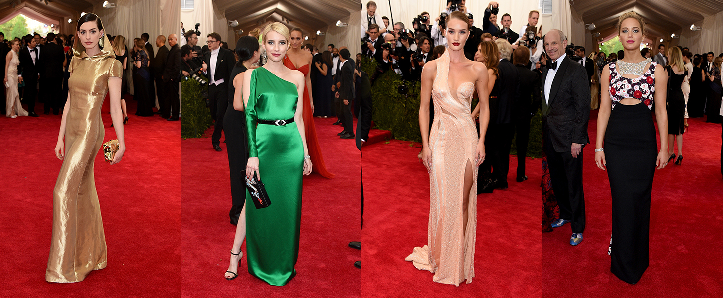 It's a Fashion Frenzy on the Met Gala Red Carpet