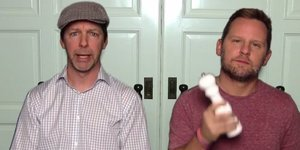 Sean Hayes & Husband's Latest Lip-Sync Will Get You Ready For Mother's Day