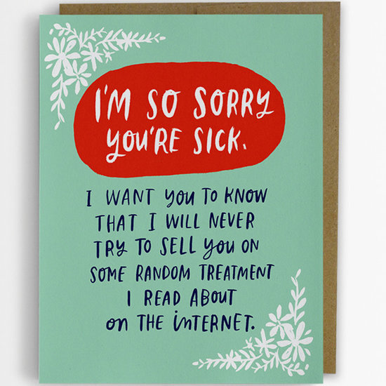 Emily McDowell Greeting Cards For People With Cancer