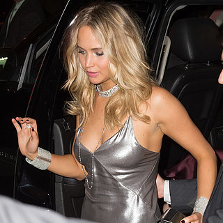 Jennifer Lawrence Met Gala Afterparty Dress 2015