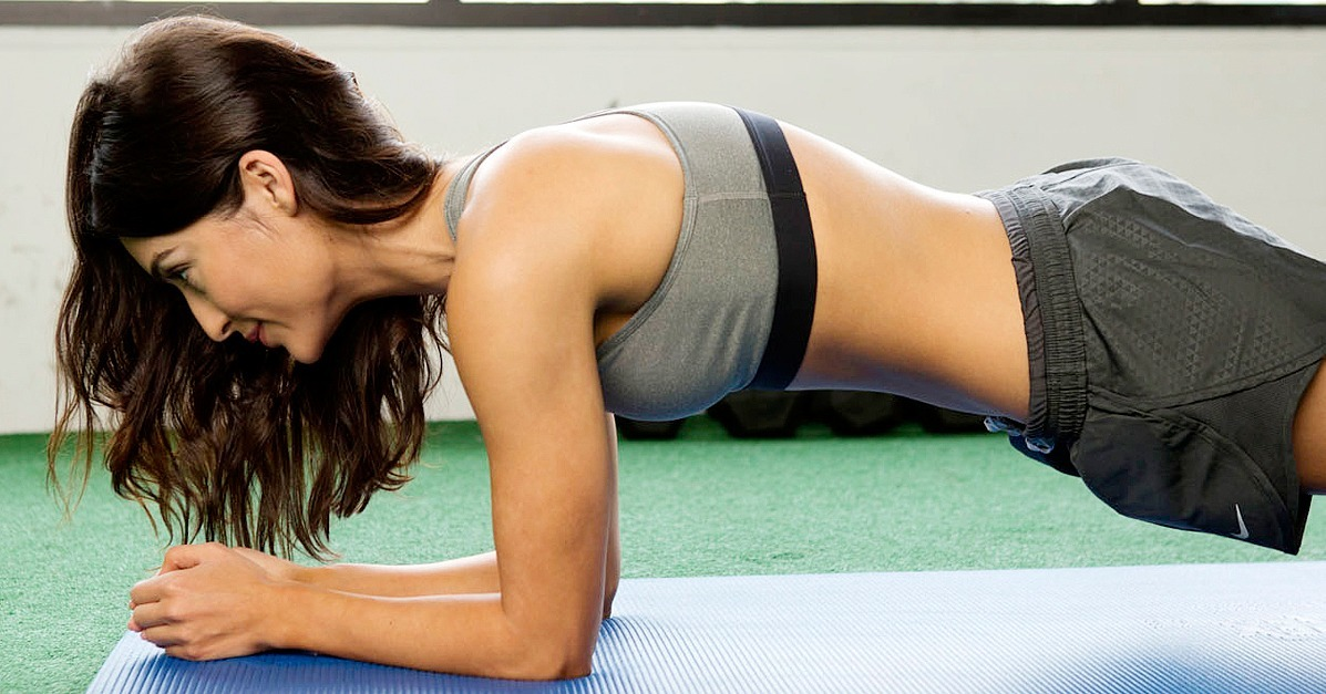 Tone Your Arms and Core With This 3-Minute Plank Workout