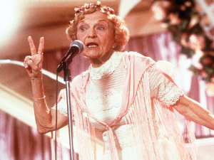 Ellen Albertini Dow Dies: The Wedding Singer's Rapping Granny Was 101