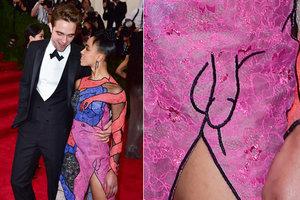 FKA Twigs' Met Ball Dress Proves Dicks Make Everything Better