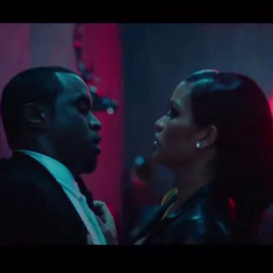 Diddy's Fragrance Ad With Cassie Is Definitely NSFW