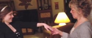 Watch This Oblivious Mum Fail to See Her Daughter's Very Obvious Engagement Ring