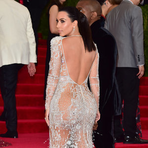Kim Kardashian's Style Inspiration for the Met Gala