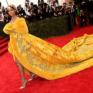 Best Dresses on the Met Gala Red Carpet | 2015