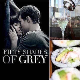 Fifty Shades of Grey Menu