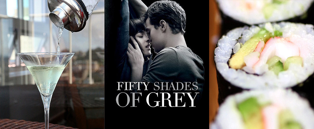 What to Serve For Your Fifty Shades of Grey Viewing Party