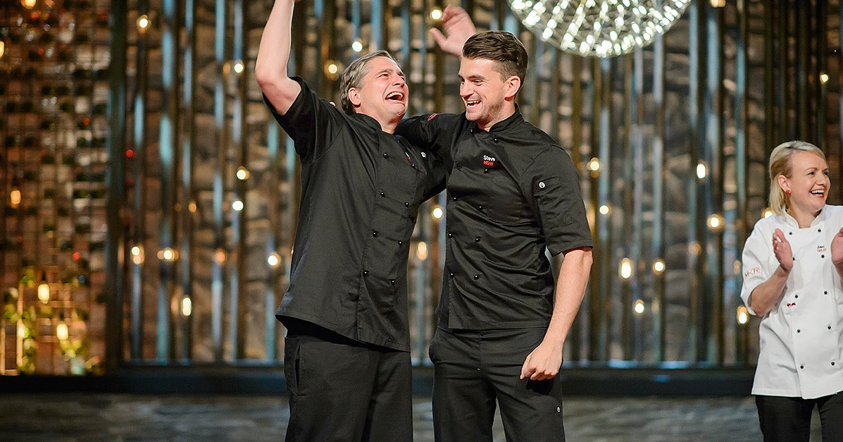 My kitchen rules 2015 winner interview will and steve for Y kitchen rules season 6