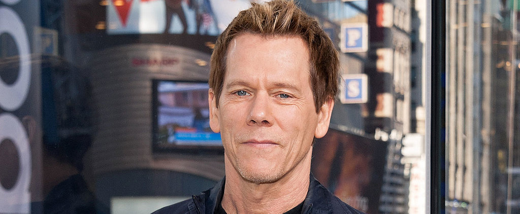 You Will Not Believe What Kevin Bacon Looks Like in His Latest Selfie