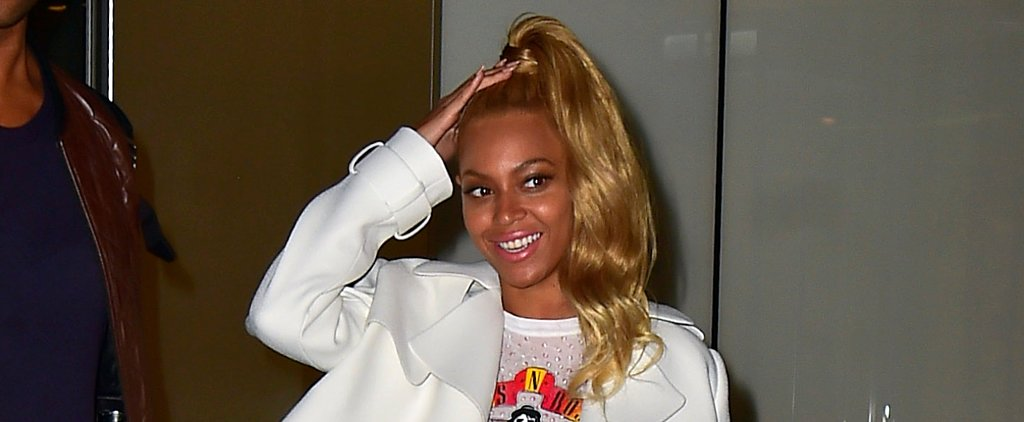Beyoncé Steps Out in NYC After Her Headline-Making Met Gala Appearance