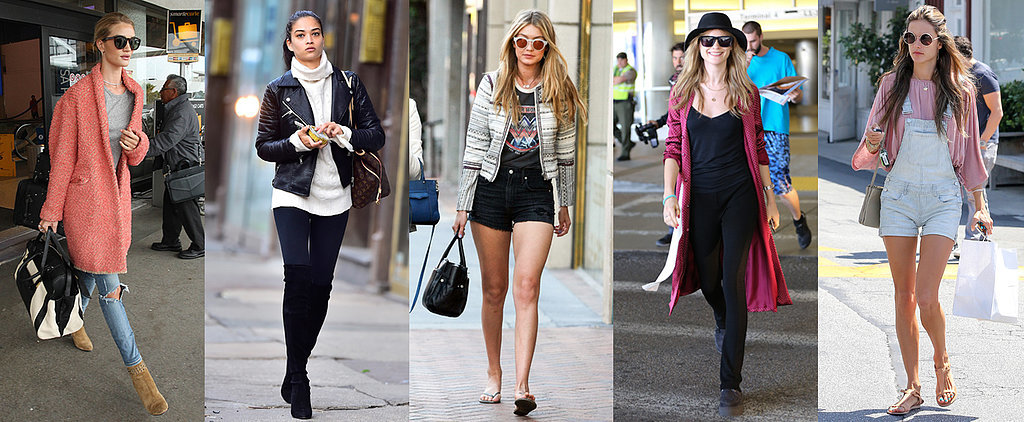 Prep Your Pinterest Board: These Model-Off-Duty Looks Are GOOD