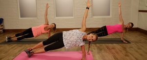 Victoria's Secret Model Workout: 20-Minute Torch and Tone
