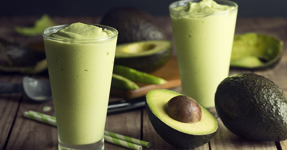 Avocado Banana Smoothie Recipe | POPSUGAR Fitness