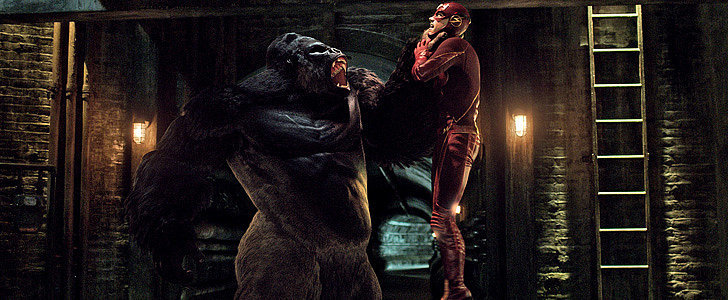 Grodd Lives! Here's What We Know About The Flash's New Villain