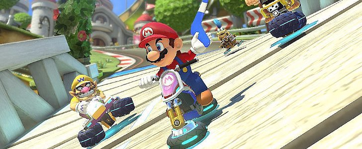 Universal Studios to Welcome Mario, Luigi, and the Rest of the Nintendo Gang