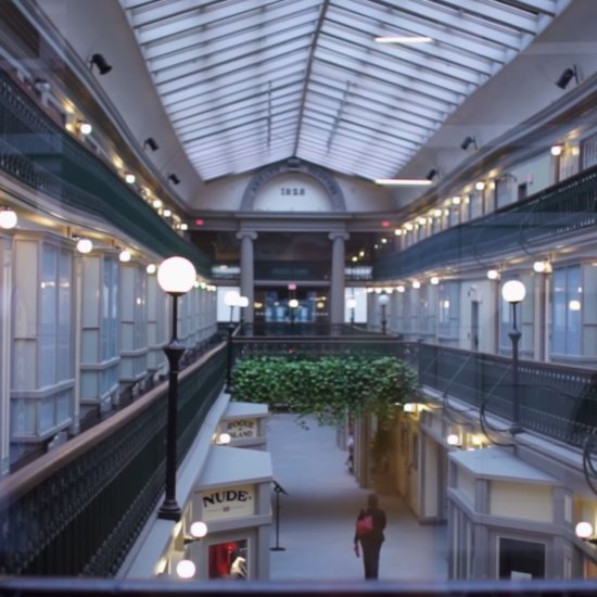 Providence Shopping Mall Converted Into Apartments