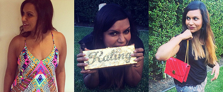 14 Mindy Kaling-Approved Fashion Items We're Adding to Our Closet