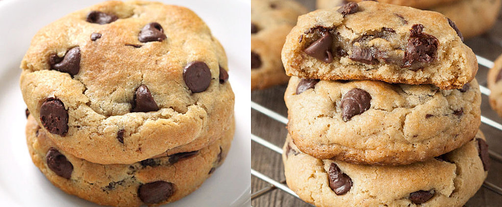 Perfectly Soft and Chewy Gluten-Free Chocolate Chip Cookies