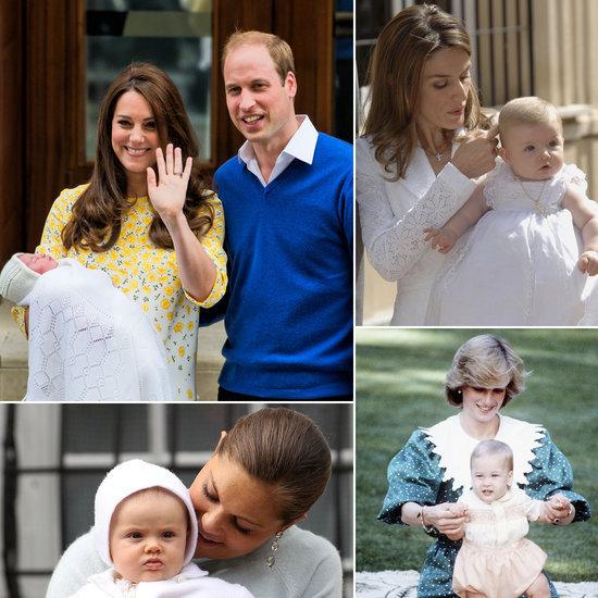 Flip Through the Most Precious Royal Baby Book