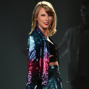 Taylor Swift Celebrity Friends Video Appearance at Concert