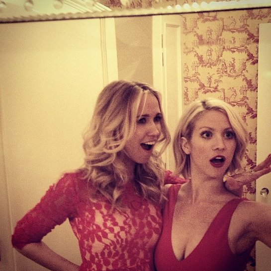Brittany Snow And Anna Camp Anna Camp and Brittany Snow